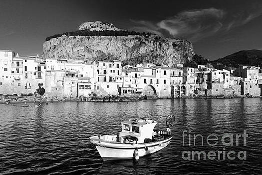 Old Town of Fishermen by Stefano Senise