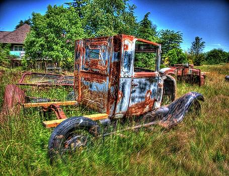 LAWRENCE CHRISTOPHER - OLD TRUCK 5
