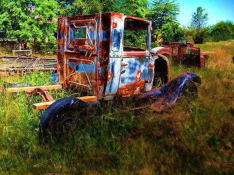 LAWRENCE CHRISTOPHER - OLD TRUCK 8 READY TO ROLL