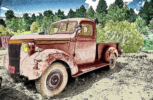James Steele - Old Truck