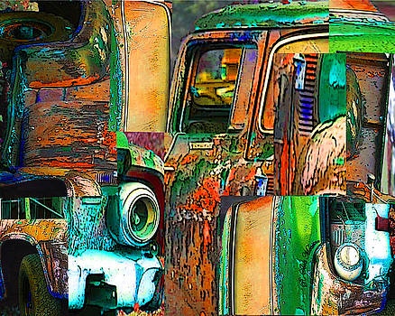 Old Trucks by Robert Meanor