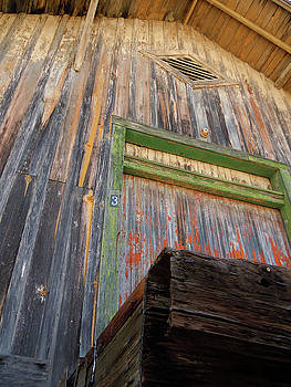 Old Unloading Dock by Joy Tudor