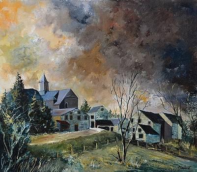 Old village by Pol Ledent