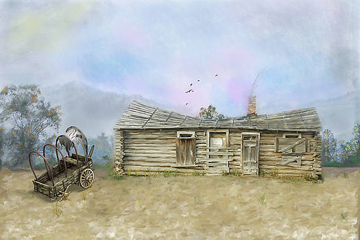 Old West by Mary Timman