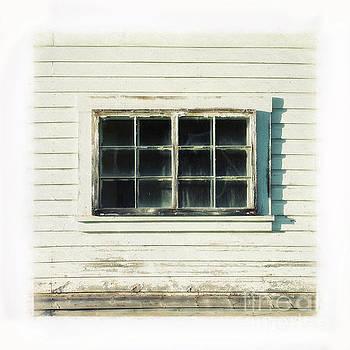 Old Window 1 by Priska Wettstein