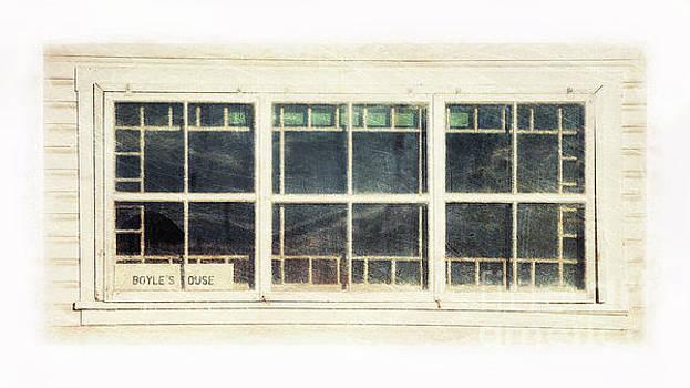 Old Window 5 by Priska Wettstein