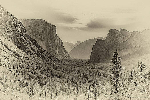 Old Yosemite by Phil Abrams