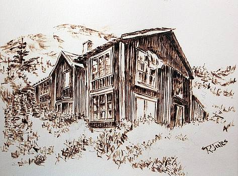 Oldstead by Richard Jules