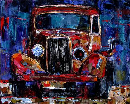 Oldtimer by Debra Hurd