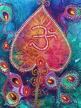 Om Shanti by Vijay Sharon Govender