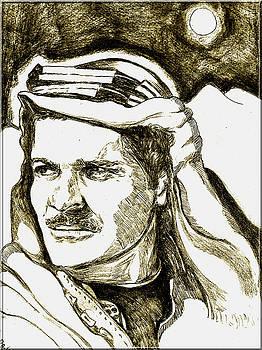 Omar Sharif by Didier DidGiv