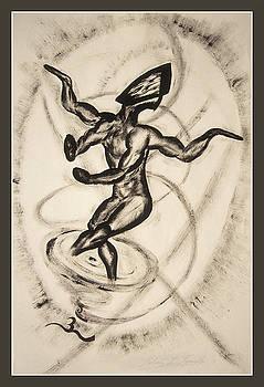 Omicron Shiva by Robert G Kernodle
