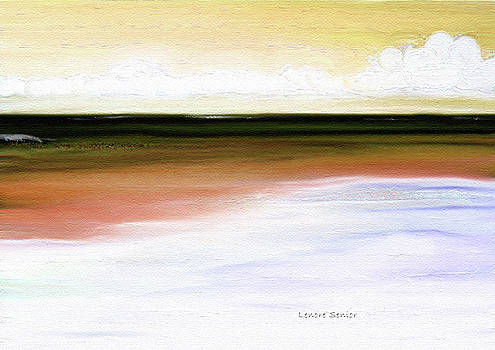 On a Desert Island by Lenore Senior