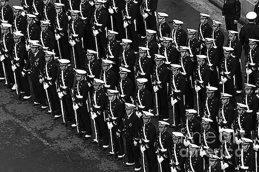 James Brunker - On Parade