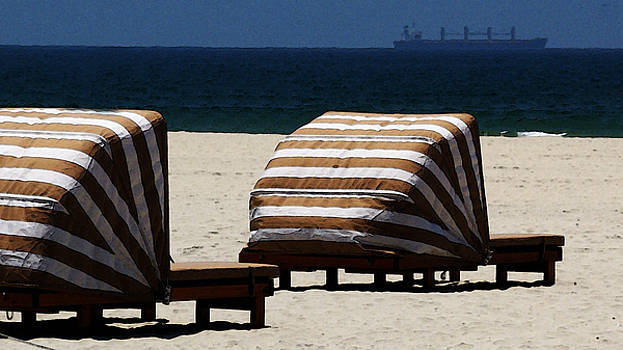 Linda Knorr Shafer - On Summer Watch