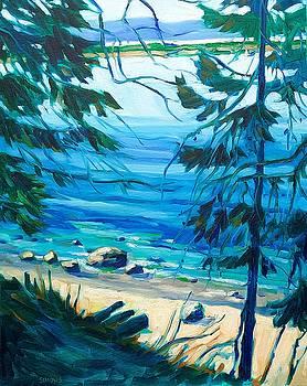 On Sydney Island #3 by Brian Simons