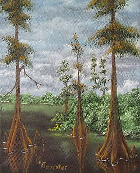 On The Bayou 2 by Ann Kleinpeter