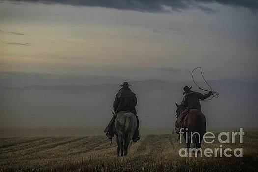 On the Range by Danny Nestor