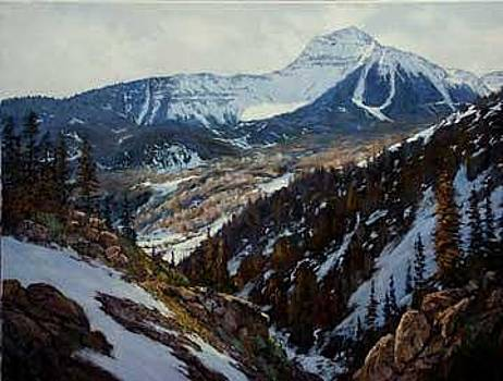 On The Road To Telluride by Donald Neff