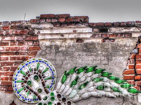 On Wall by Yury Bashkin