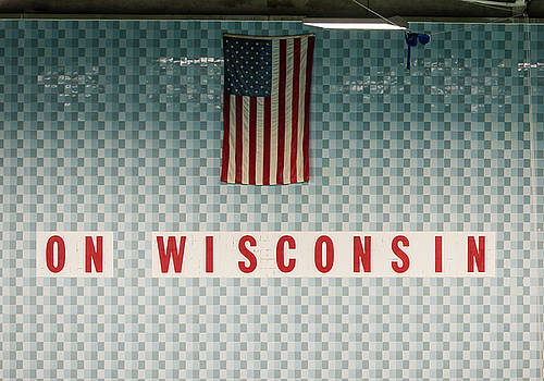 On Wisconsin  by Steven Ralser