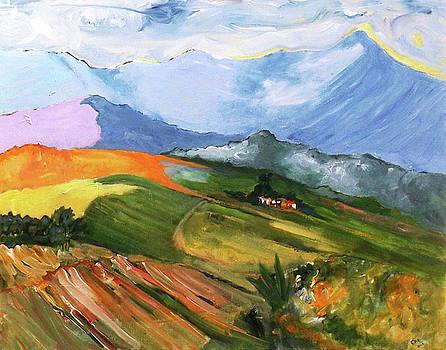 Once there were Green Fields by Gloria Dietz-Kiebron