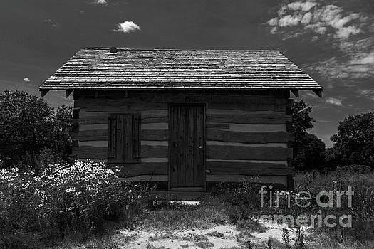 One Room Cabin by Steve Triplett
