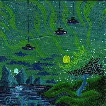 One Strange Night by Dan Keough