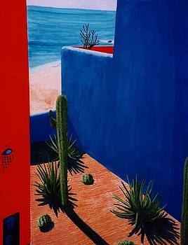 One view of Cabo  by Karla Horst