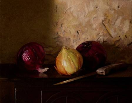 Onion Trio by Keith Murray