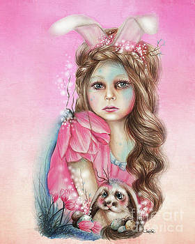 Only Friend in the World - Bunny by Sheena Pike