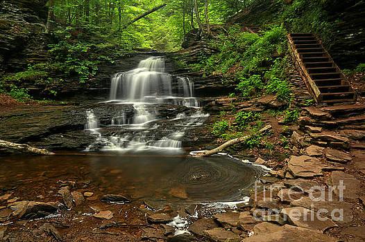 Adam Jewell - Onondaga Falls