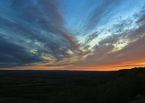 Opal Sky by Nora Blansett