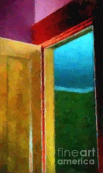 Open Door by Jacqueline McReynolds