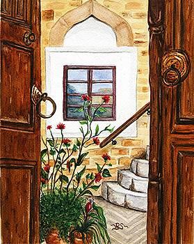 Open Doors by Bonnie Schallermeir