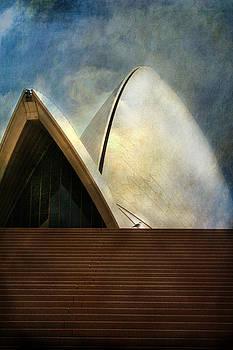 Opera Split Egg by Sonia Stewart