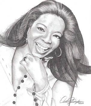 Oprah by Dustin Knighton