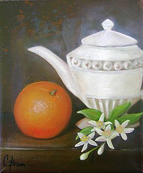 Orange Pekoe by Colleen Brown
