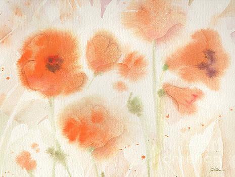 Orange Tones by Sheila Golden
