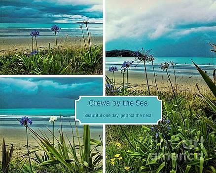 Orewa by the Sea by Karen Lewis