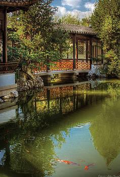 Mike Savad - Orient - Bridge - The Chinese Garden