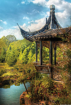 Mike Savad - Orient - From a Chinese Fairytale