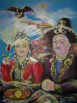 Anna  Duyunova - Oriental Fairy Tale. Third Part
