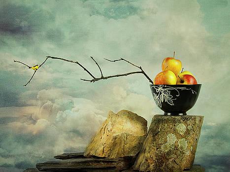 Oriental Still Life by Theresa Tahara