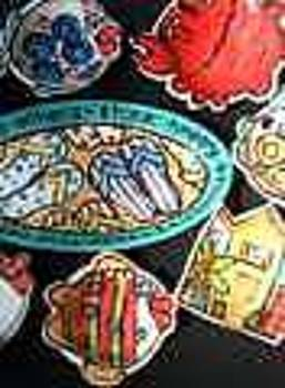 Original Pottery examples  by Nicole Engblom