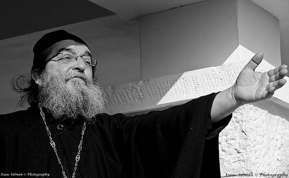 Isaac Silman - Orthodox priest Shows the way