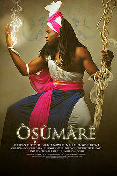 Osumare by James C Lewis
