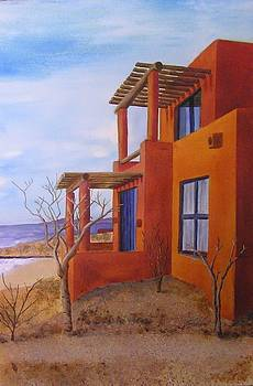 Our Cabo Cabana by Karla Horst