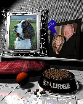 Our Dog Splurge by Stuart Stone