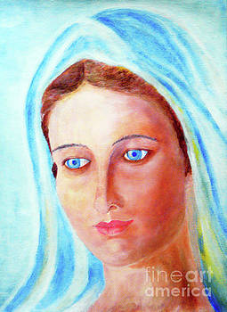 Our Lady by Jasna Dragun